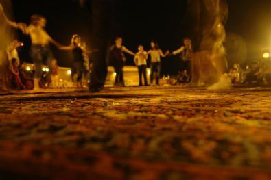 Fiesta en el desierto Qué ver en Dubai - 3839727451 8b3b9d0803 o - Qué ver en Dubai, el oasis inacabado