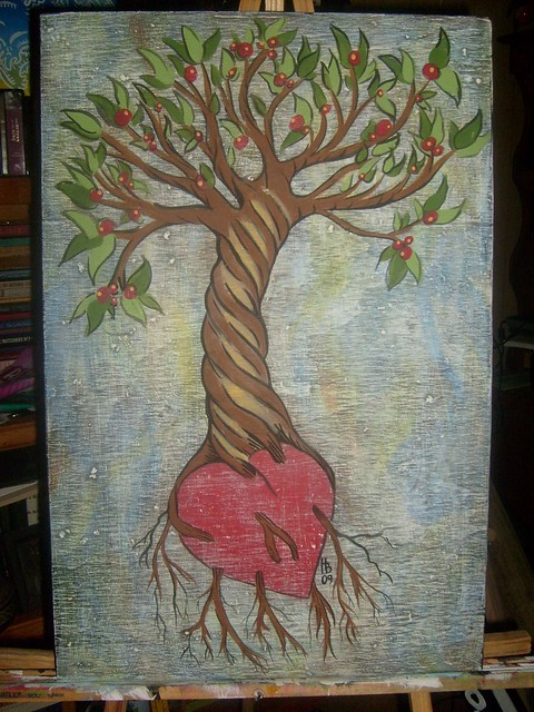 Some things need to rooted in the heart