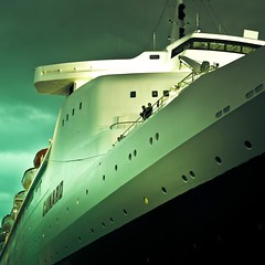 Ship / Boat / Green