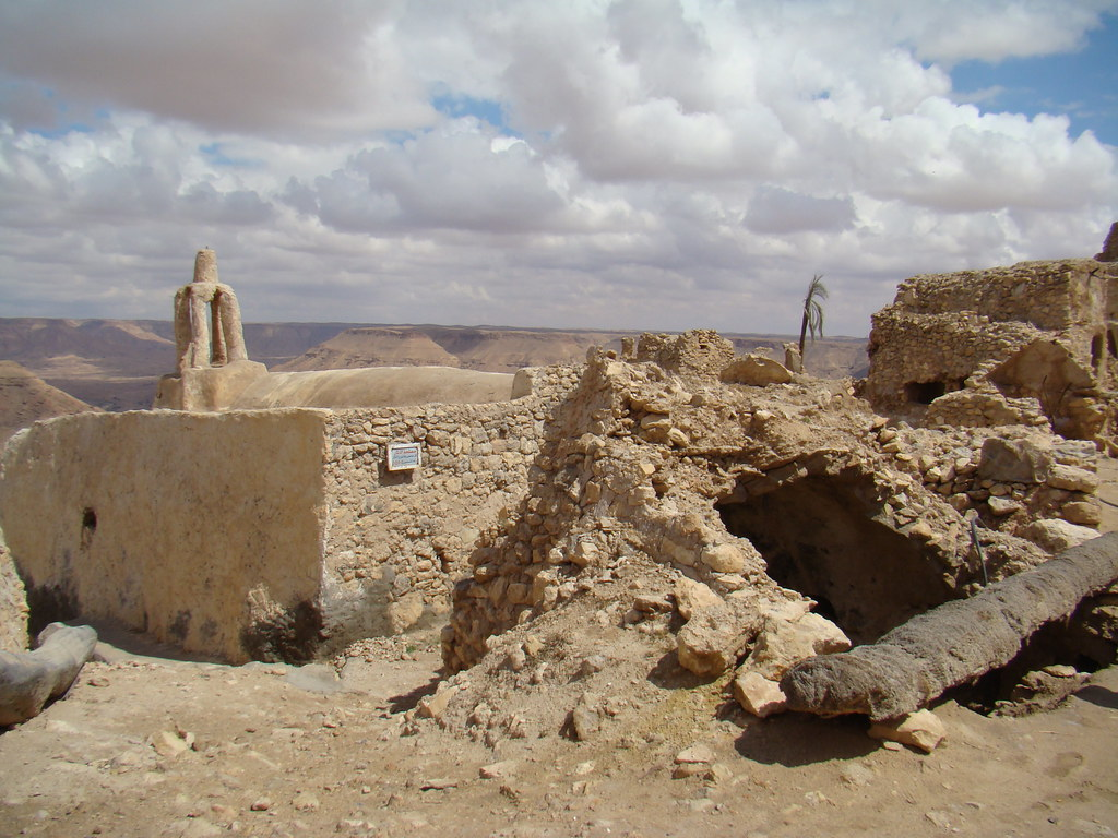 Ksar Kawaw granero bereber Libia 04