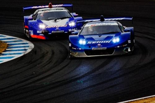 Une sélection de photos consacrées aux sports automobiles