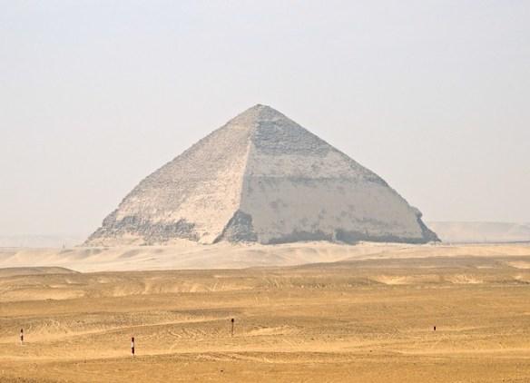 Sneferu's Bent Pyramid, Dashur