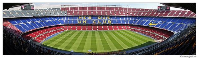 Nou Camp - FC Barcelona