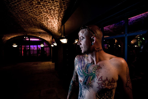 London Tattoo Convention: Living Canvas