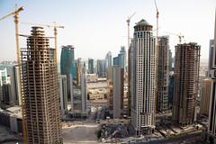 Stavby v Katare