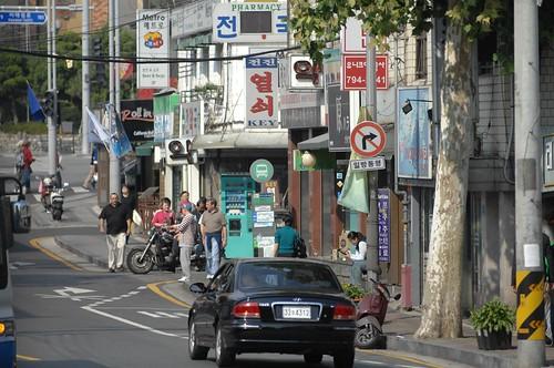 Itaewon - Seoul, Republic of Korea
