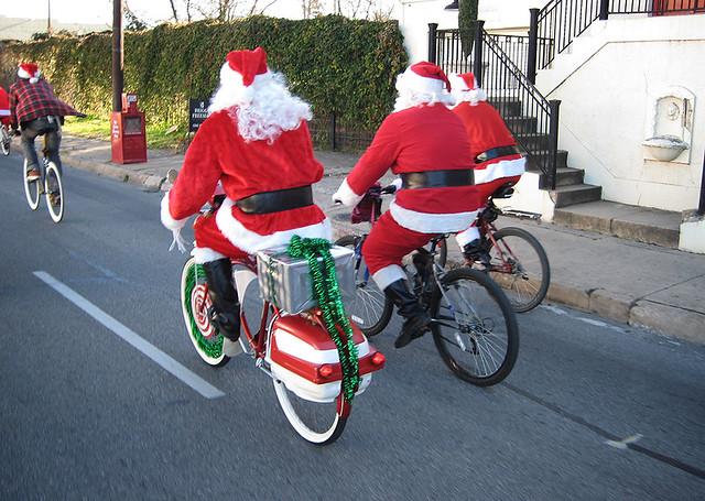 Santa Riders