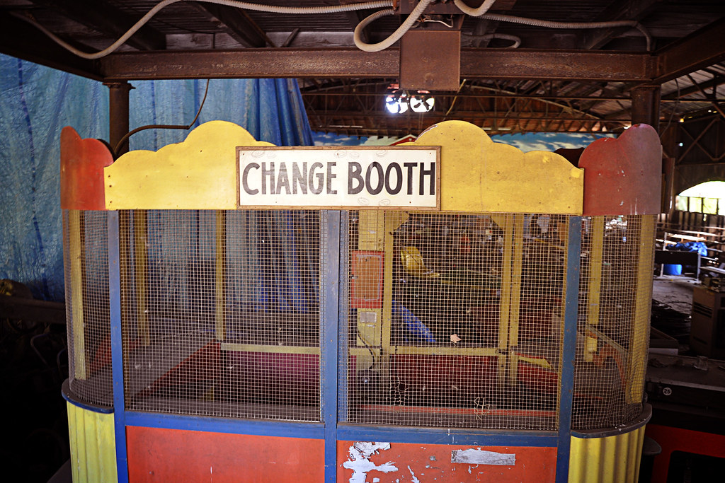 Change Booth
