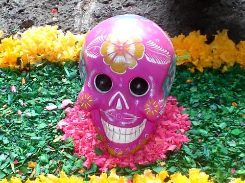 Ofrenda - Homenaje a Diego Rivera - Casa Azul de Frida Kahlo 2009