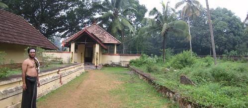 Krishnar shrine 1