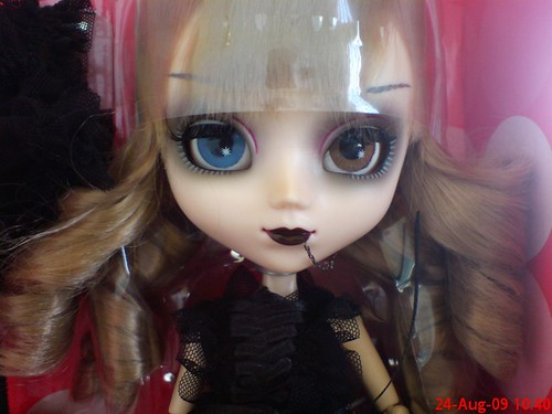 Pullip noir arrives in Aus