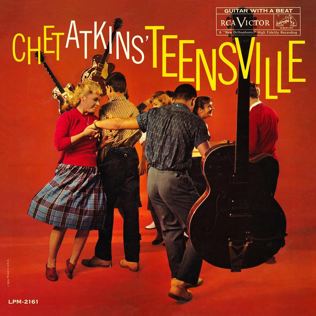 Chet Atkins – Teensville