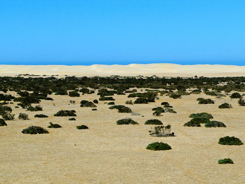 Gleichbleibende Landschaft