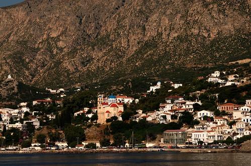 Agios Kirykos Ikaria by Tαsos