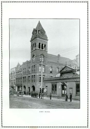 City Hall, Butte, Montana (1901)