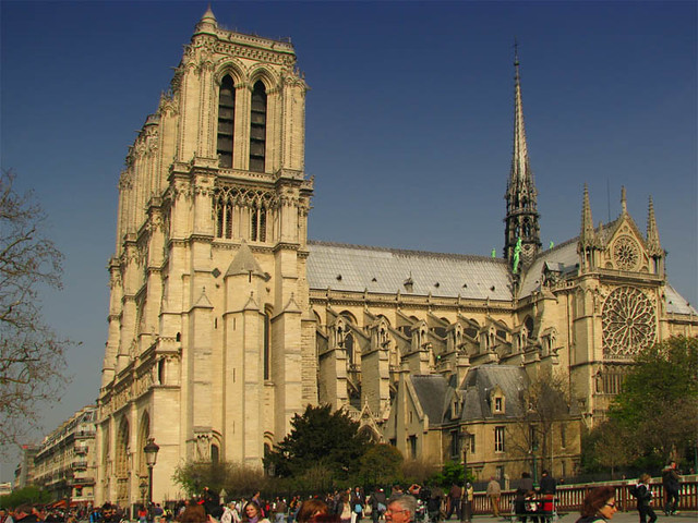 The Cathedral viewed from the South