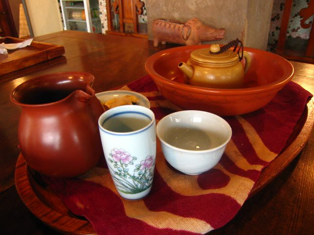 Oolong Tea Set on Flickr