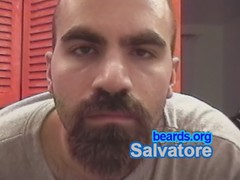 Salvatore: going goatee, part 2