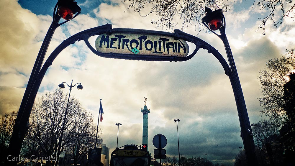 Metropolitain Bastille