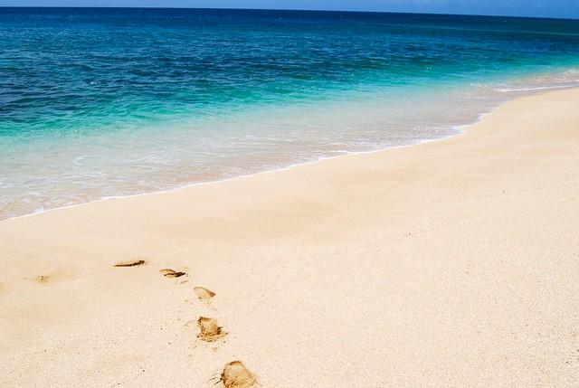Photo:footprints By:ninacoco