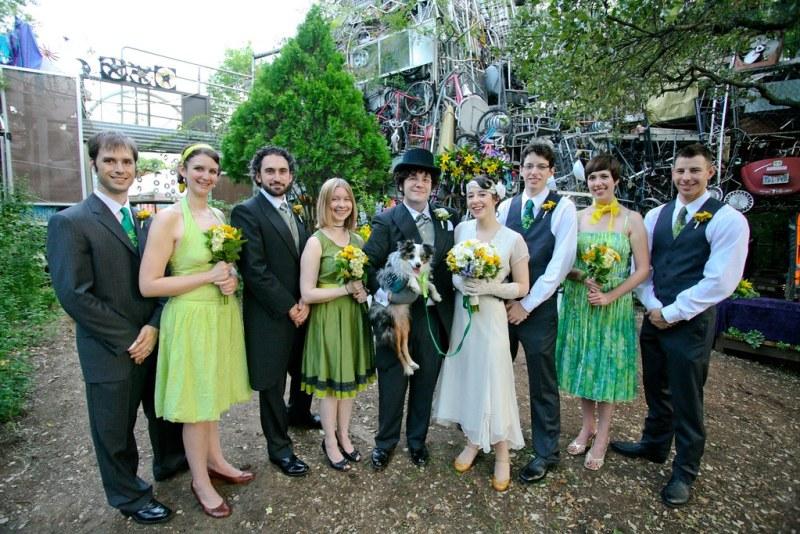 The Gorgeous Wedding Party