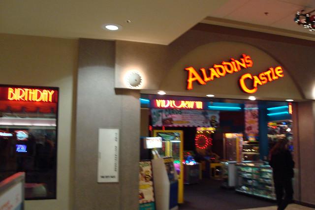 Arcade Aladdins Castle