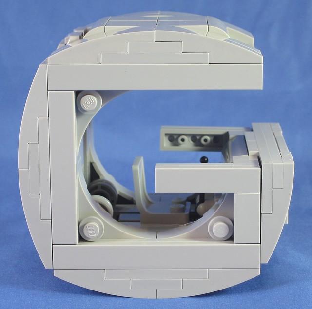 MOC-012 LEGO G Spaceship