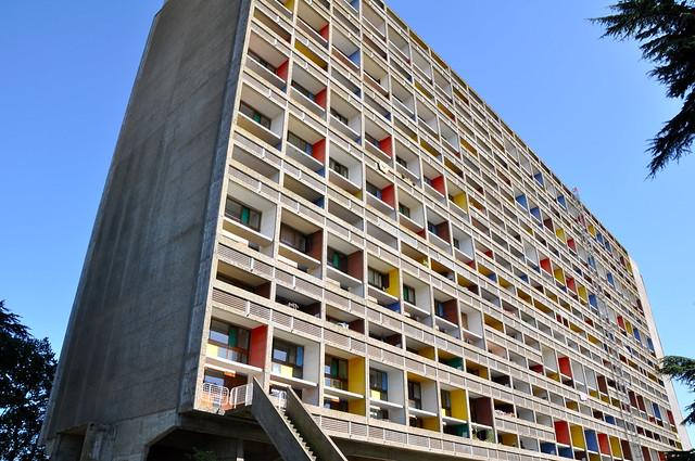 La Maison Radieuse The Le Corbusier De Rez 233 Flickr