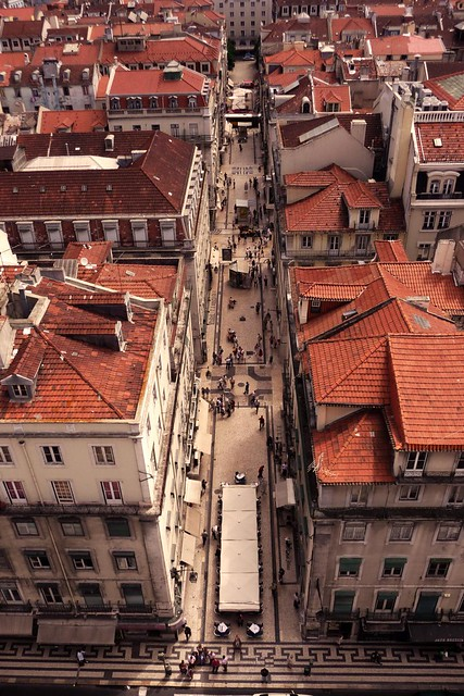 Top of the City (Lisbonne, Portugal) - Photo : Gilderic