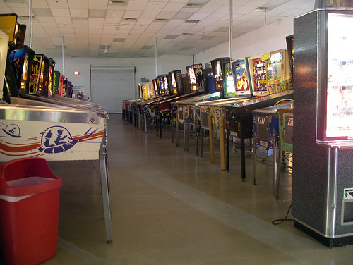 Pinball Hall of Fame photo