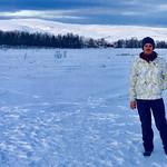 Viajefilos en Tromso, Alerededores del lago 012