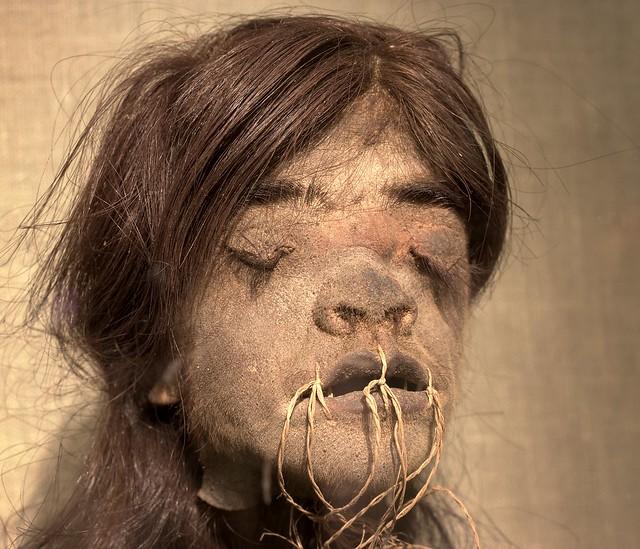Shrunken Head Flickr Photo Sharing