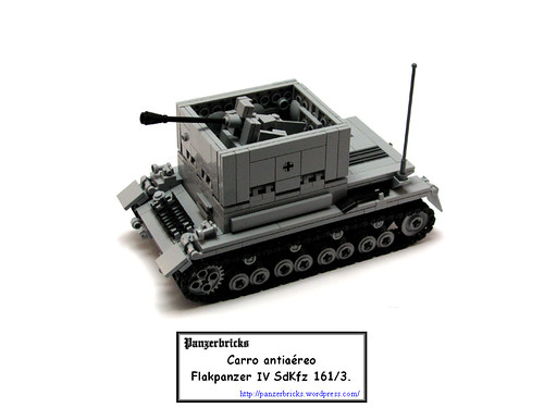 Flakpanzer IV de Panzerbricks