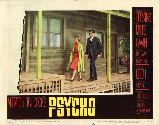 Psycho lobby cards 2