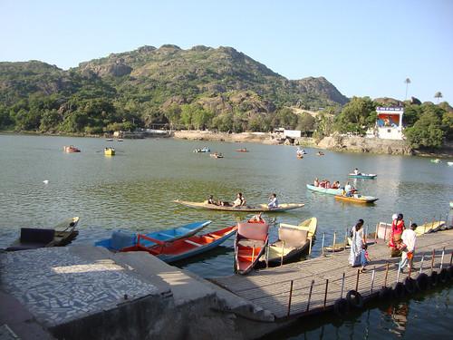 Nakki lake (Mount Abu), Rajasthan