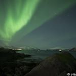 Viajefilos en Tromso, Auroras Boreales 008