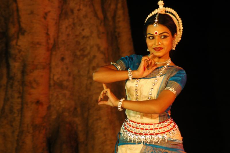 Odissi, classical dance from Odisha, India
