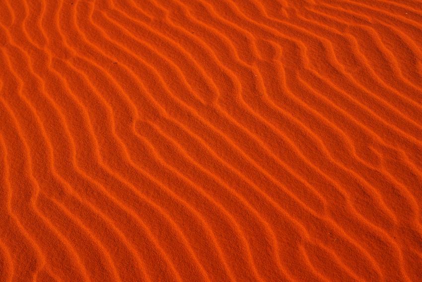 Sanddünenstruktur