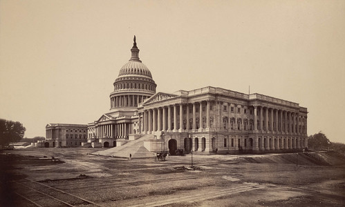 U. S. Capitol--Northeast View