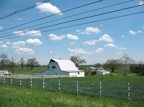 Kentucky farmstead. Photo copyright Jen Baker/Liberty Images; all rights reserved.