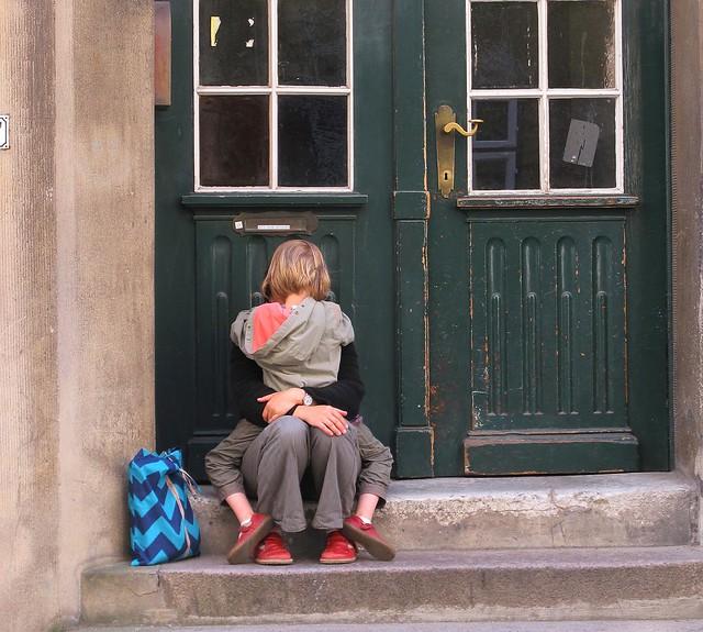 On the doorsteps