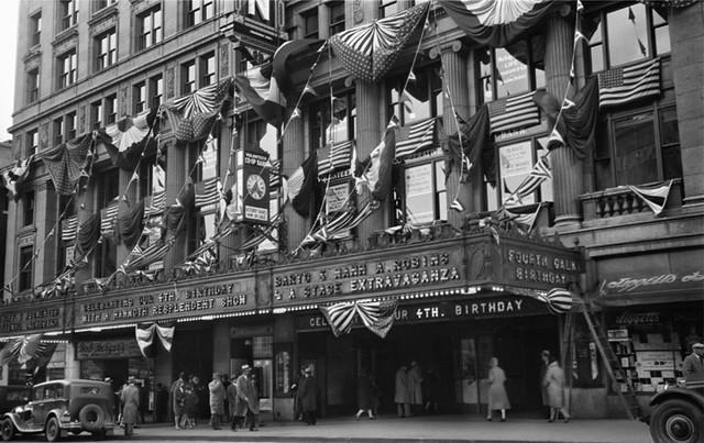 Metropolitan Theatre Now Wang Theatre Boston Ma 1929
