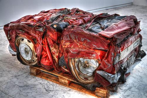Compressed Car