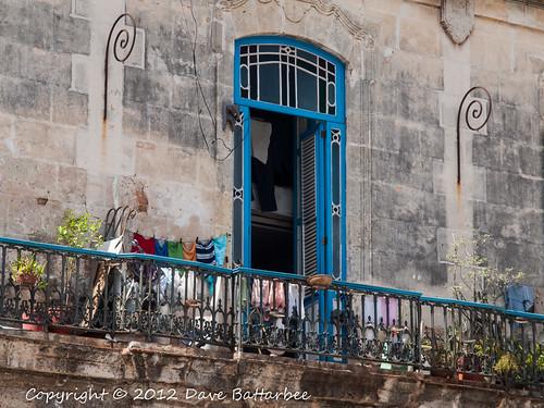 Old Havana Balcony