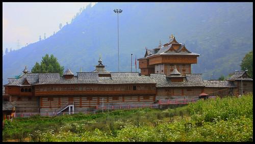 Bhimakali Temple, Sarahan, Shimla