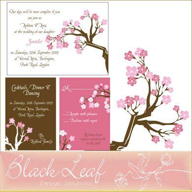 Plumbloom Peach Card Set