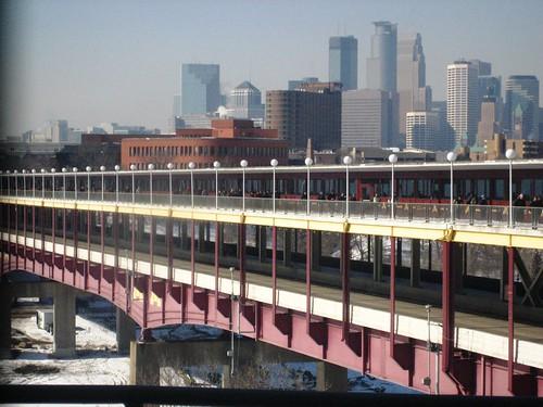 University of Minnesota Bridge 02/12/10