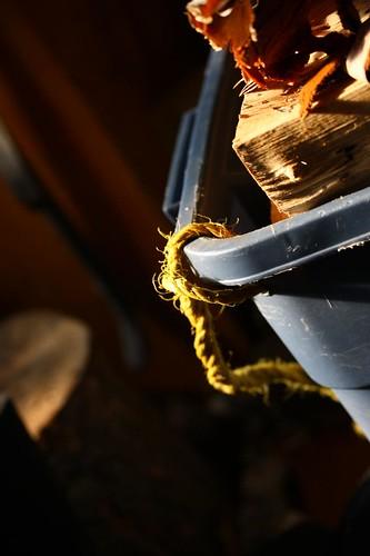 Hauling Wood Made Easy (-er)
