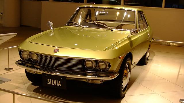 1966 Nissan Silvia CSP311