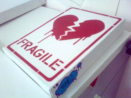fragile heart by kone!